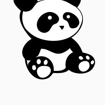 Panda by TigerStriped