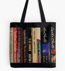 broken spines Tote Bag
