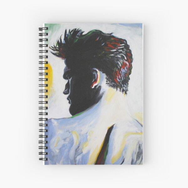 A Single Sean Spiral Notebook