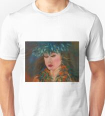 Merrie Monarch Hula Maiden Unisex T-Shirt