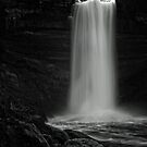 Mono falls by Angela King-Jones