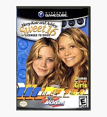 Mary Kate and Ashley Sweet 16 Licensed to Drive Photographic Print