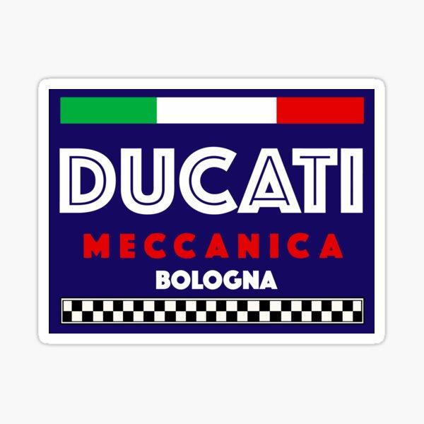 DUCATI 2 Sticker