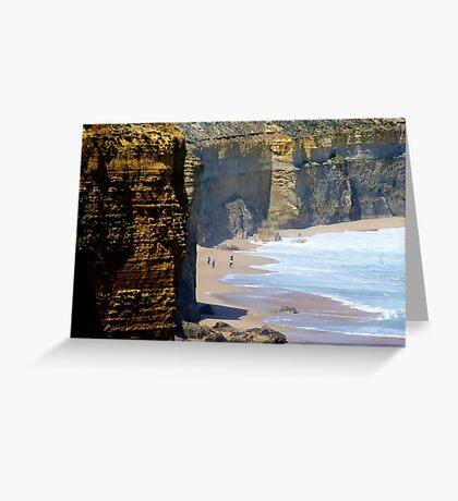 Great Ocean Road # 7 Greeting Card