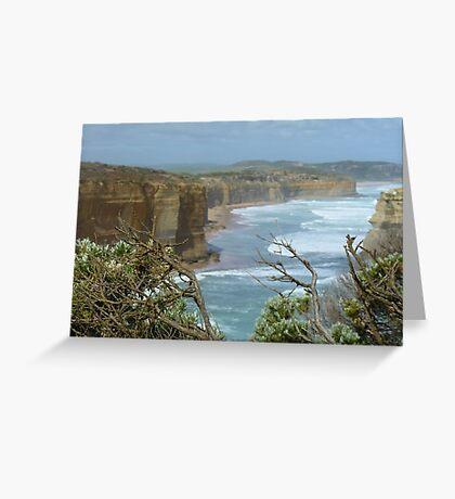 Great Ocean Road # 8 Greeting Card