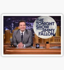 Tonight Show Jimmy Fallon Sticker