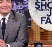 Tonight Show Jimmy Fallon Sticker