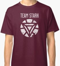 Team Stark - Civil War Classic T-Shirt