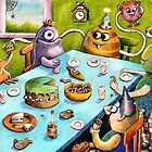 monster party by vian