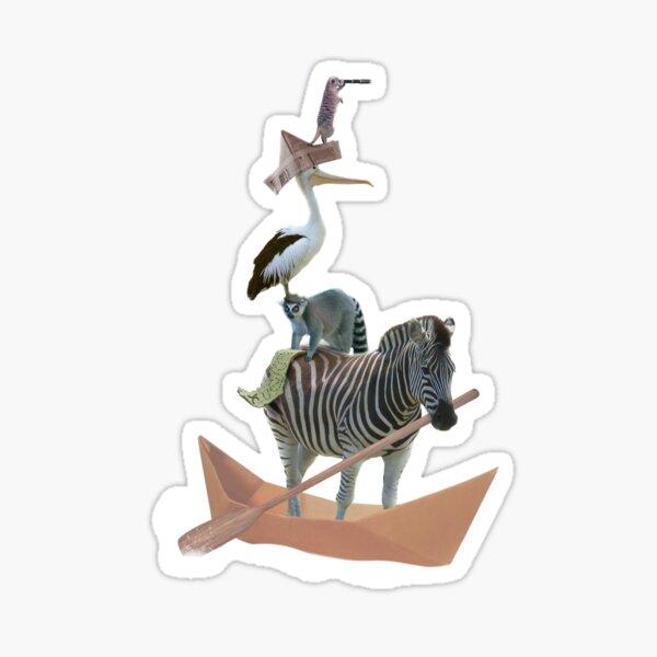 Treasure Hunt Sticker