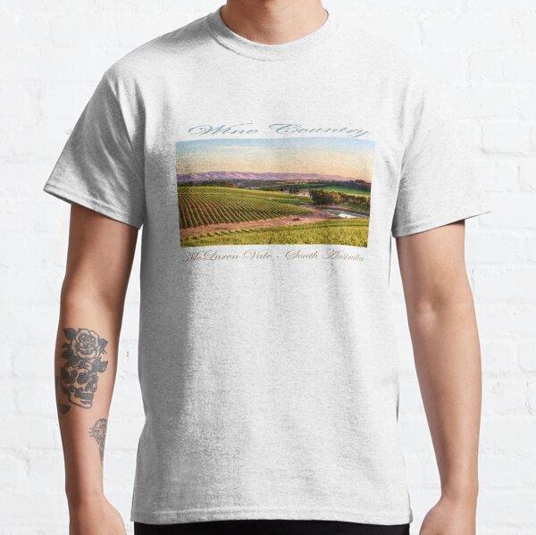 McLaren Vale Magic Classic T-Shirt
