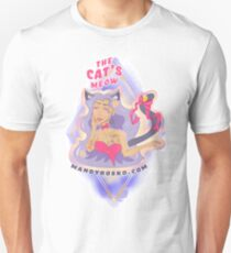 The Cat's Meow Slim Fit T-Shirt