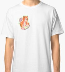 Mandy Fox Girl Classic T-Shirt