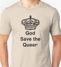 God Save the Queer Unisex T-Shirt