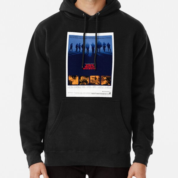 The Wild Bunch 1969 Pullover Hoodie