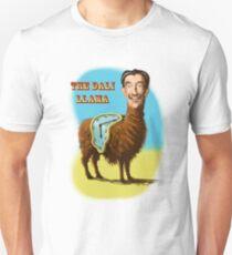 All hail the mysterious Dali Llama Slim Fit T-Shirt