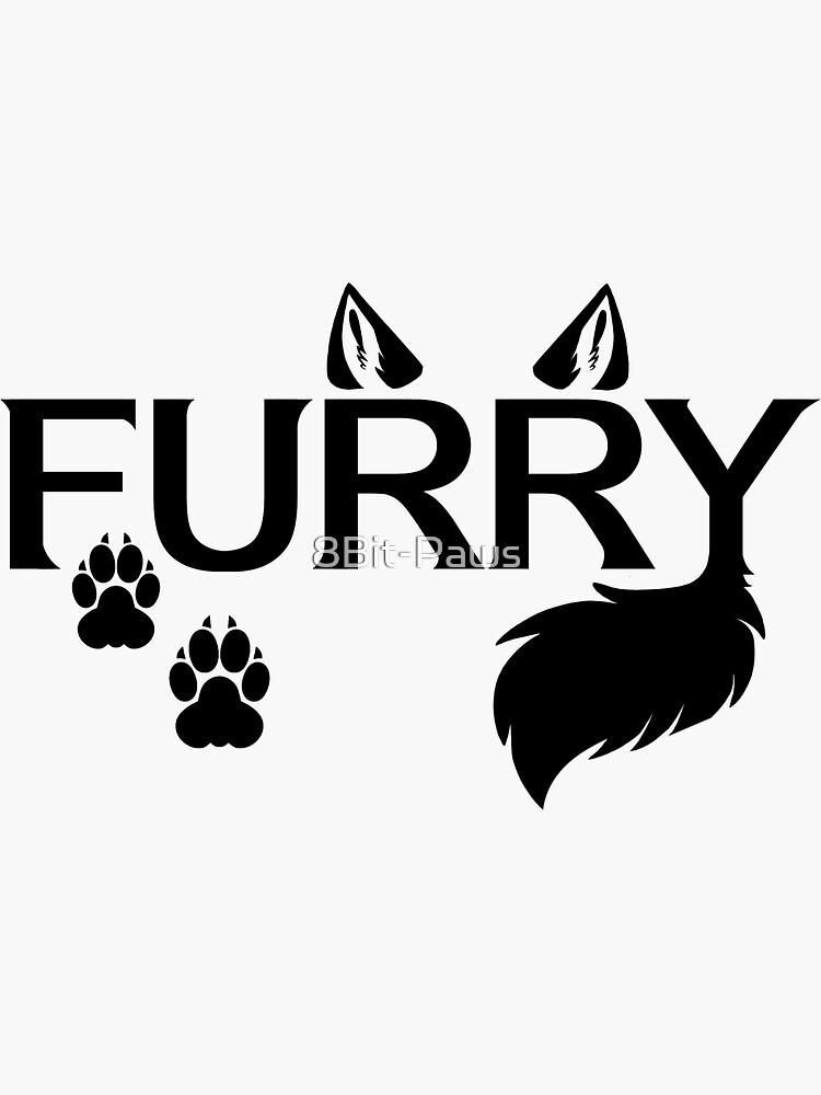 .Furry. by 8Bit-Paws