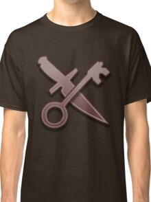 Guild Wars 2 Inspired Thief logo Classic T-Shirt