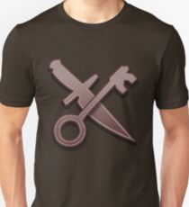 Guild Wars 2 Inspired Thief logo T-Shirt