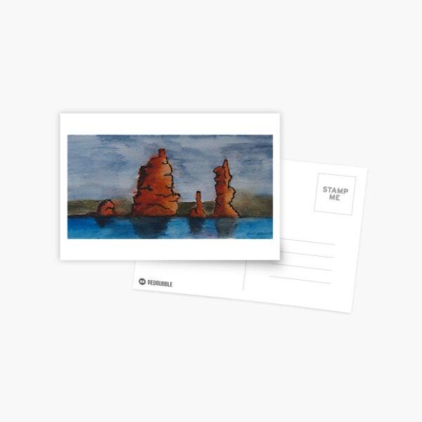 The Drongs Postcard