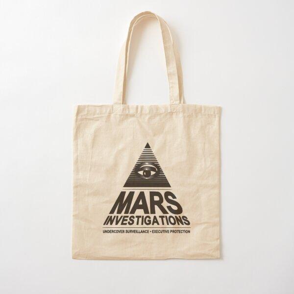 Mars investigation Cotton Tote Bag