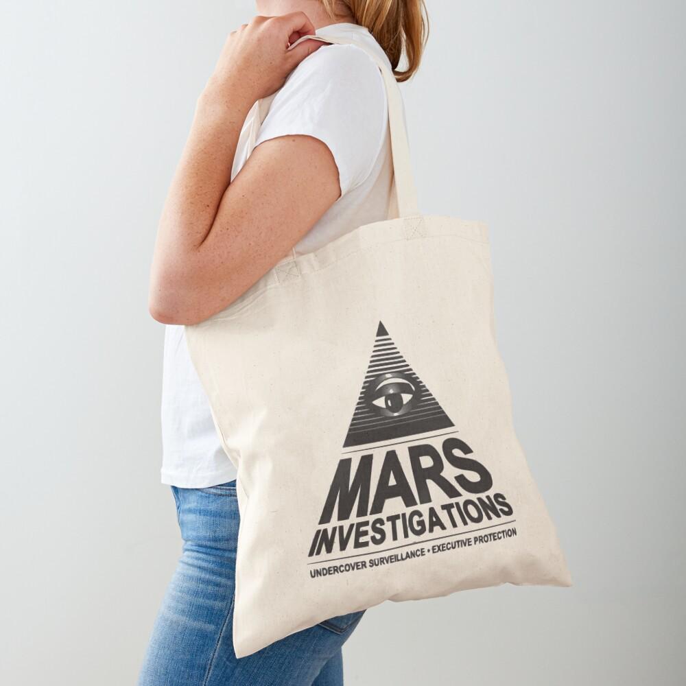 Mars investigation Tote Bag