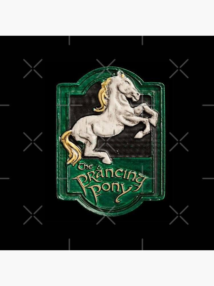 The prancing pony by KikkaT