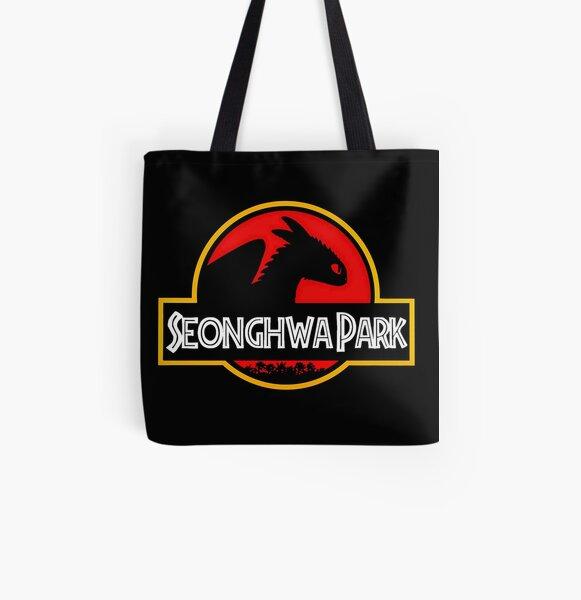 seonghwa park logo All Over Print Tote Bag
