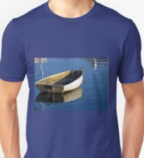 A boat in the harbour T-Shirt