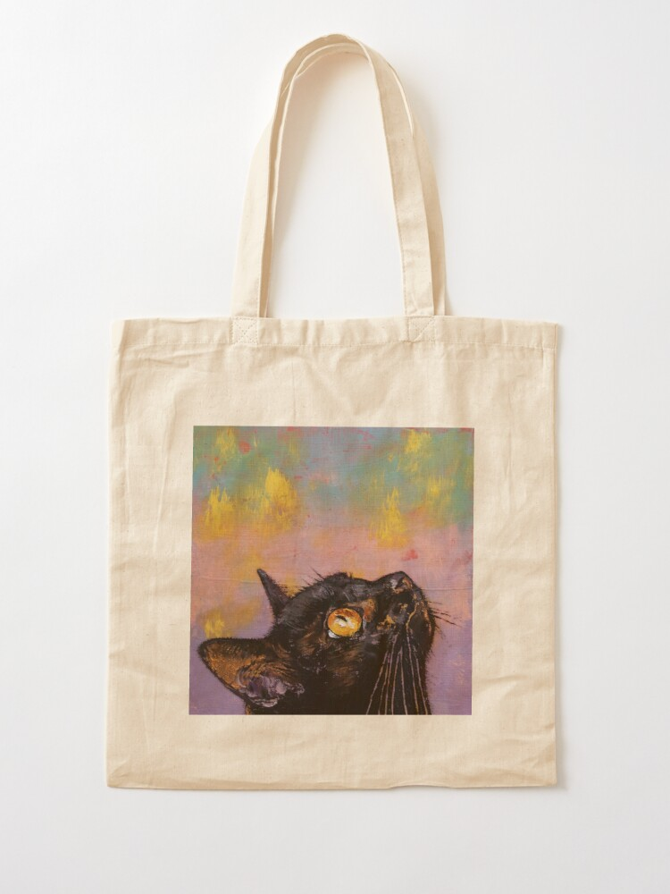 Alternate view of Fixed Gaze Tote Bag