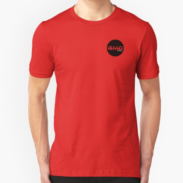 GMD Online Slim Fit T-Shirt