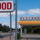 Food, restaurant by Syd Winer