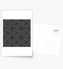 Pattern Work #2 Postcards