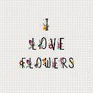 Ich liebe Blumen von kennasato