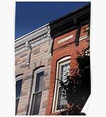 Rowhouses II Poster