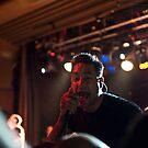Strung Out Jason Alexander Cruz von David  Harris
