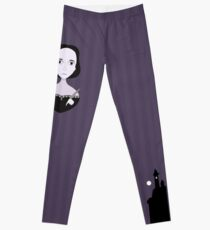 Mary Shelley Leggings