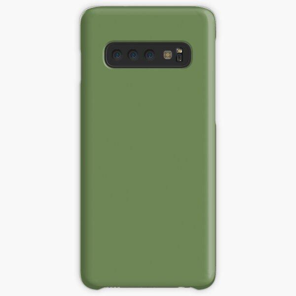 Courtyard Green Color Trends 2017 Samsung Galaxy Snap Case