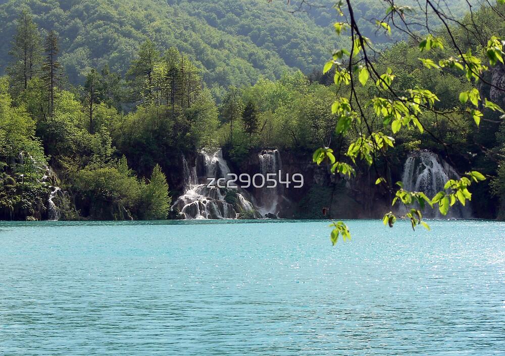 National Park - Plitvice Lakes Croatia by zc290549