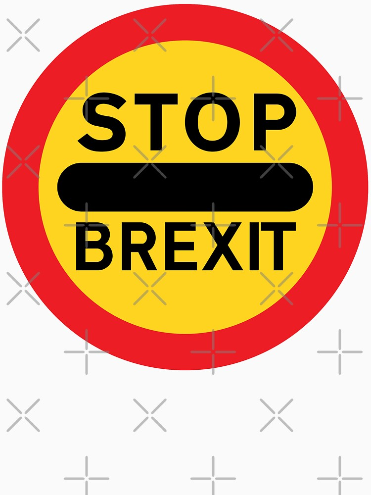 NDVH Stop Brexit lollipop by nikhorne
