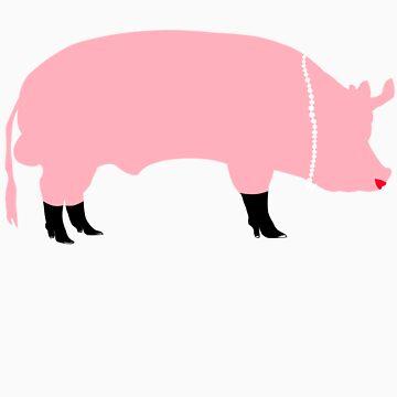 Miss Piggy, alternative style by jaeppe