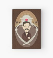 HG Wells Notizbuch