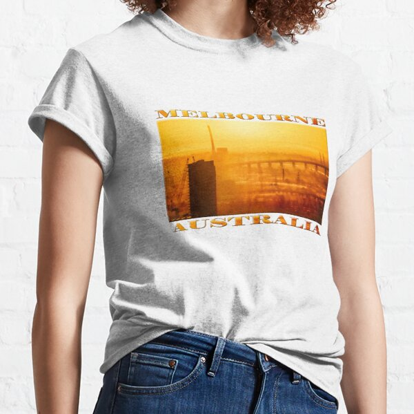 Hot in the City (widescreen poster) Classic T-Shirt