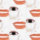Face © Vicki Ferrari  by Vicki Ferrari