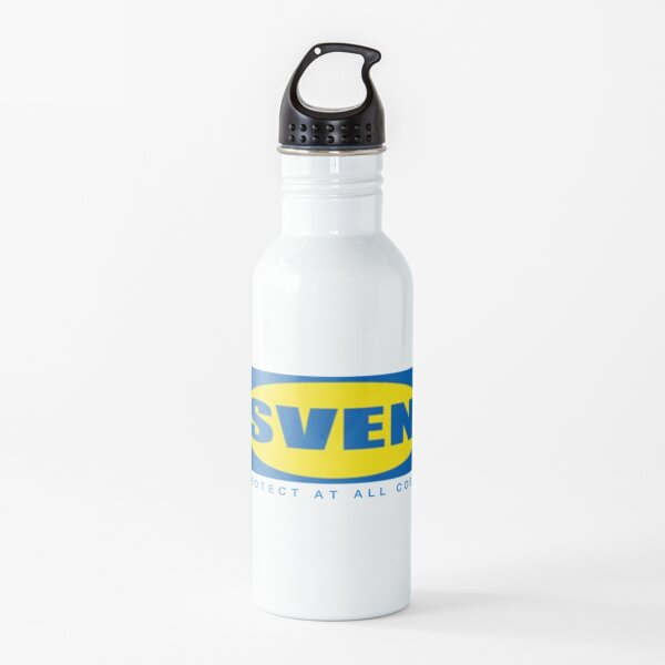 SVEN Protege a toda costa Meme Botella de agua