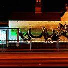 Urban Rhino by Anthony Hennessy