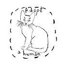 Adopt a Human I by Manitarka