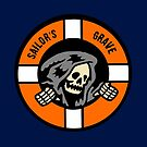Sailor's Grave - Life Ring Reaper  by AlwaysReadyCltv