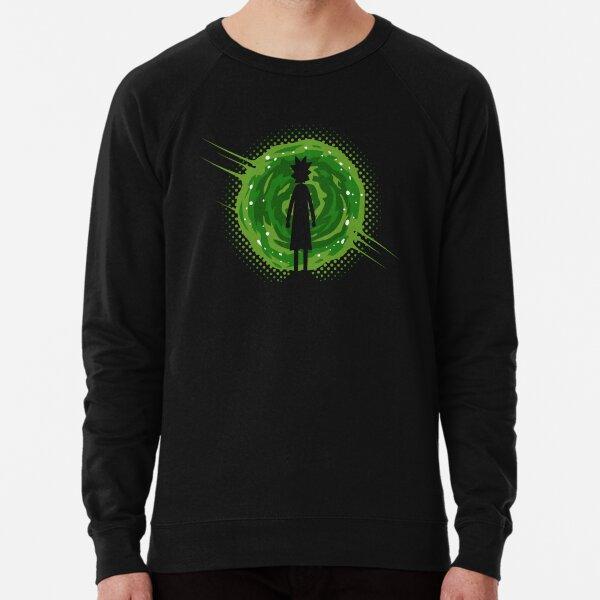 Through The Portal  Lightweight Sweatshirt