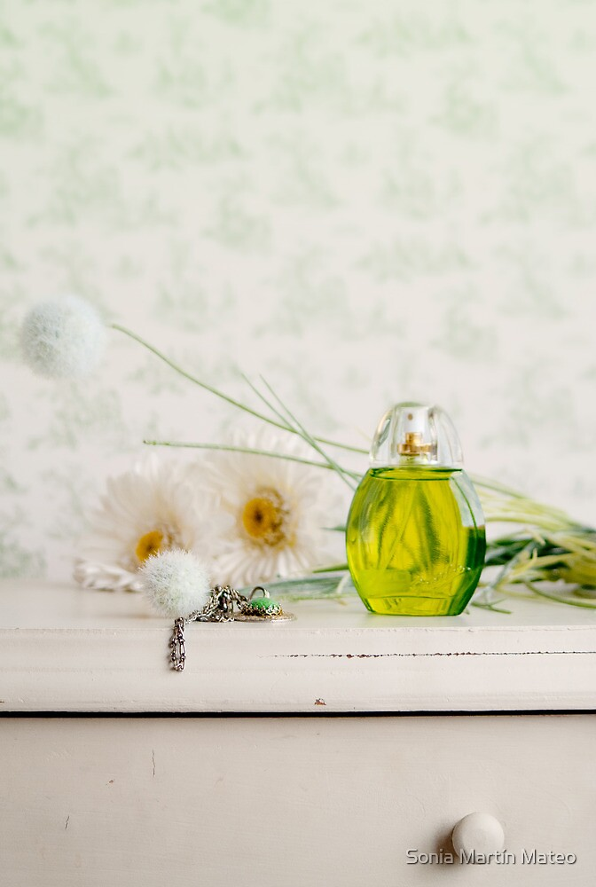 I like green by Sonia Martín Mateo